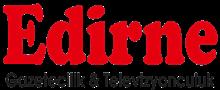 Edirne Gazetecilik Televizyonculuk ve Matbaacılık