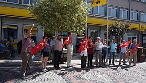 """EMPERYALİZM VE SİYONİZM'İN SAVAŞ İLANIDIR"""