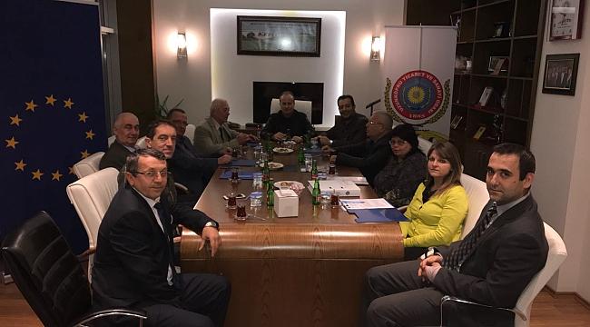 HASKOVA HEYETİ UZUNKÖPRÜ'DE