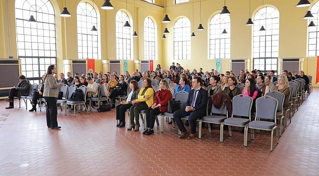 EDİRNE AKADEMİ'DE 'ZAMAN VE STRES YÖNETİMİ' EĞİTİMİ