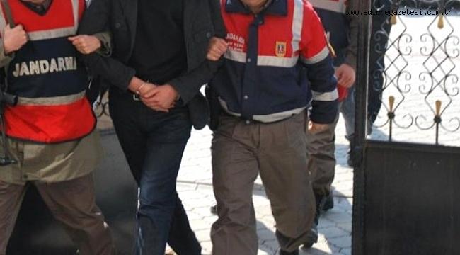 Edirne'de cezaevi firarisi yakalandı