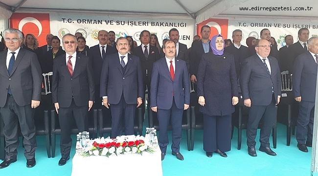 """""""EDİRNE İÇİN YAPIYORUZ"""""""