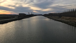 """Meriç Nehri'nin """"sigortası""""nın çoğu gitti azı kaldı"""