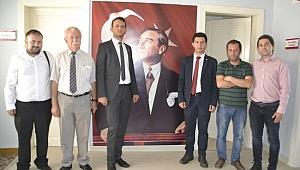 EN GENÇ ADAYLAR VATAN PARTİSİ'NDE