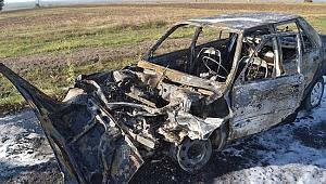 Keşan'da trafik kazası