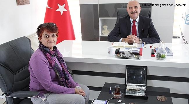 """""""EDİRNE'NİN TURİZM YILDIZI PARLIYOR"""""""