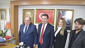 AK PARTİ'DE MÜRACATLAR BAŞLADI
