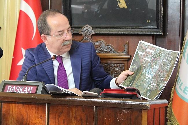 """""""KENDİ İMKÂNLARIMIZLA ALT YAPIYA BAŞLAYACAĞIZ"""""""