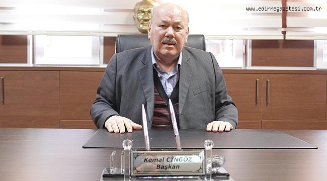 """""""EDİRNE'YE ZARAR VERİYOR"""""""