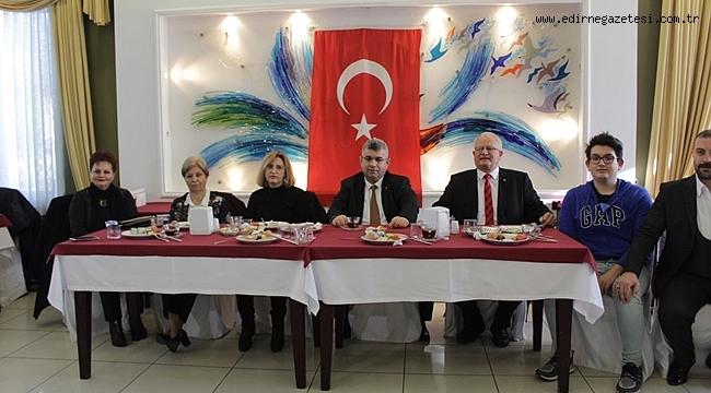 EDİRNE'YE HİZMET İBADETTİR