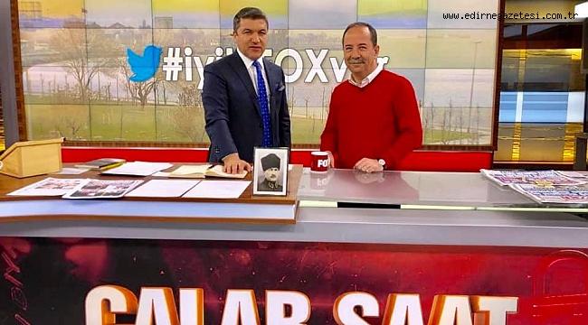 GÜRKAN, FOX TV'DE BÜYÜK İLGİ GÖRDÜ