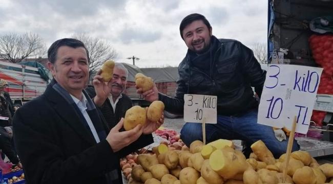 PAZAR ARABASI 100 TL'YE DOLMUYOR