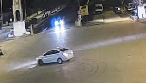 Drift yapan sürücüye para cezası