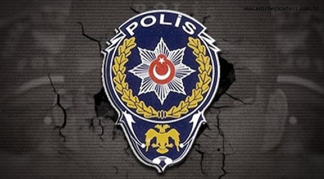 Edirne'de Günün Gelişen  Asayiş Olayları