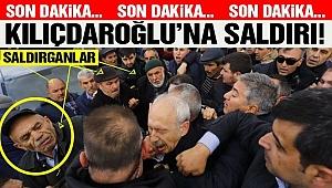 Kılıçdaroğlu'na şehit cenazesinde saldırı