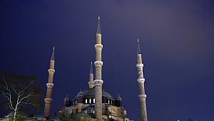 Selimiye'nin ışıkları