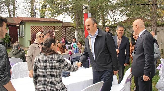VALİ CANALP, POLİS HAFTASI ETKİNLİĞİNE KATILDI