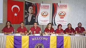 LİONS BAŞKANLAR TOPLANTISI EDİRNE'DE GERÇEKLEŞTİ