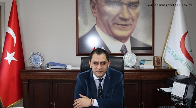 'KOMŞU' ŞİFAYI EDİRNE'DE BULUYOR