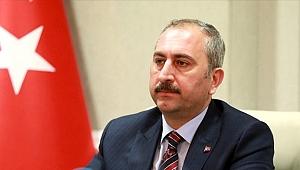 Adalet Bakanı Gül yargıda corona virüs önlemlerini açıkladı