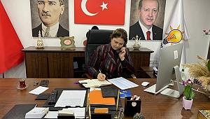AK PARTİ'DEN '65 YAŞ ÜSTÜ' ÜYELERE TELEFON