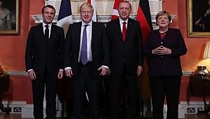 SON DAKİKA... Erdoğan'ın da katıldığı 4'lü zirve sona erdi