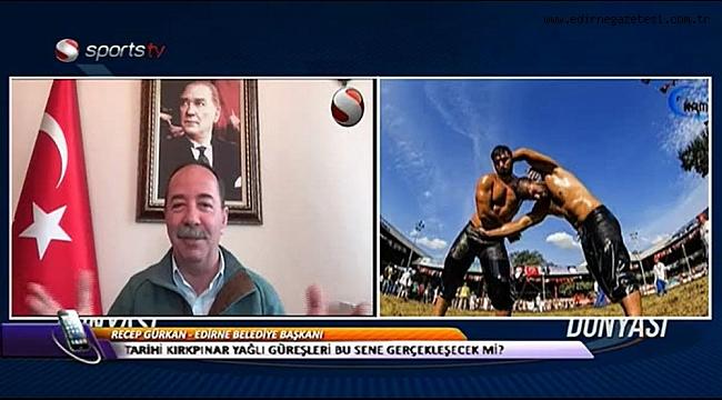 Başkan Recep Gürkan: