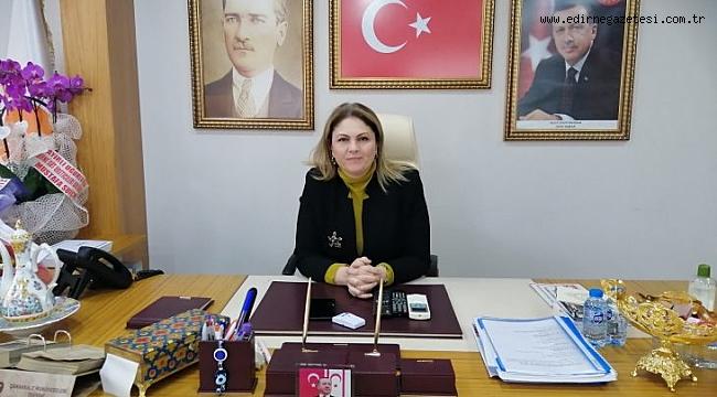 AK Parti Edirne İl Başkanı İba: