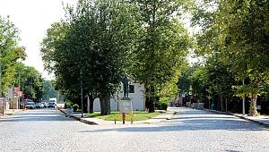 KARAAĞAÇ YOLU KORUMA ALTINA ALINDI