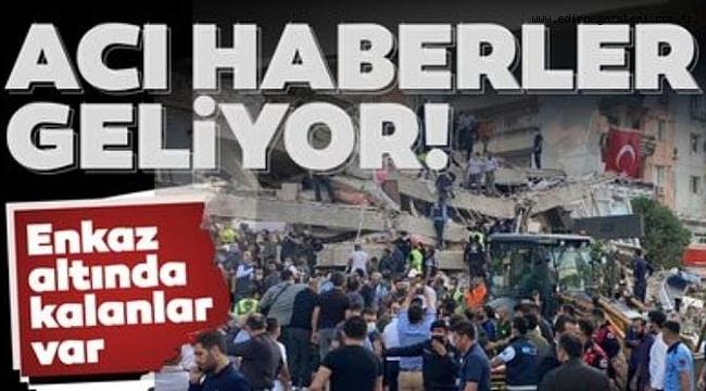 ACI HABERLER GELİYOR !