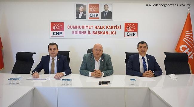 CHP EKONOMİ RAPORU HAZIRLAYACAK