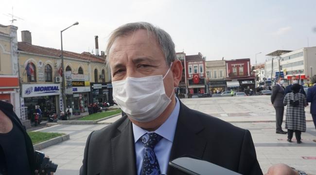 """""""EDİRNE'DE KORKULACAK BİRŞEY YOK"""""""