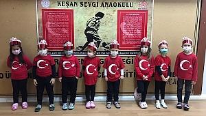EDİRNEMDE 'CUMHURİYET' COŞKUSU