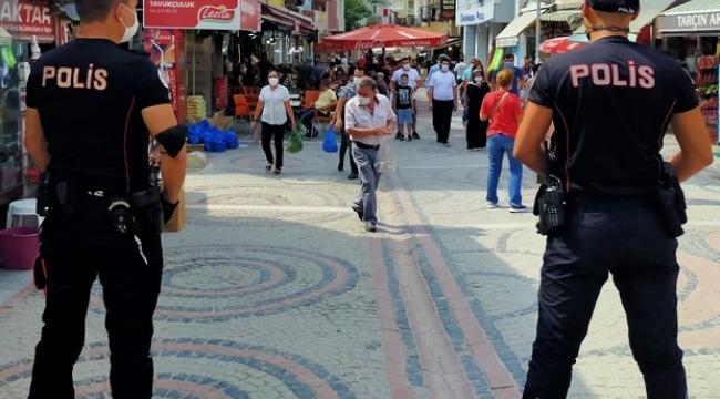 EDİRNE'DE KORONAVİRÜS DENETİMİ YAPILACAK