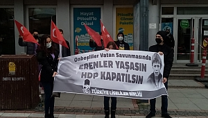 """ERENLER YAŞASIN HDP KAPATILSIN"