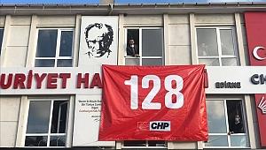 '128' YAZISINA COVİD-19 YASAĞI