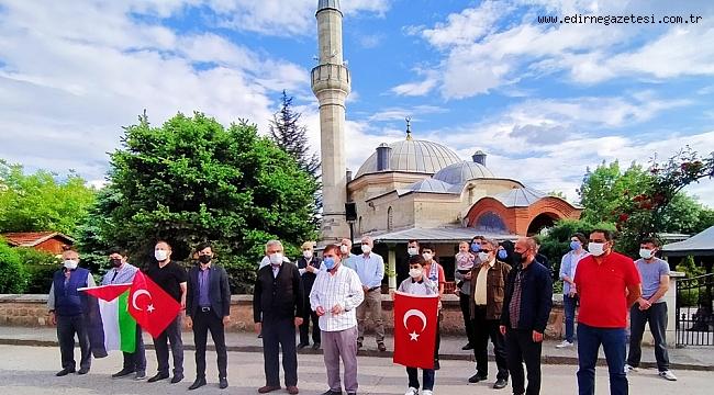 İSRAİL'E TEPKİLER BÜYÜYOR