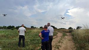 AFAD VE İTFAİYE ERLERİNE DRONE EĞİTİMİ VERİLDİ