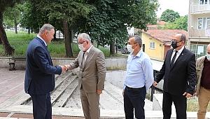 BULGARİSTAN'DA MİLLETVEKİLİ ADAYINDAN SEÇİM KAMPANYASI