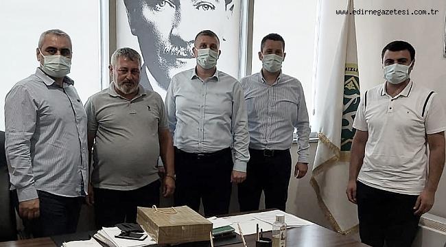 İş Bankası ile Edirne Damızlık Koyun Keçi Yetiştiricileri Birliği arasında  İş Birliği anlaşması imzalandı