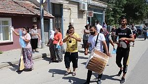 'MAHALLEM TEMİZ' PROJESİ DEVAM EDİYOR