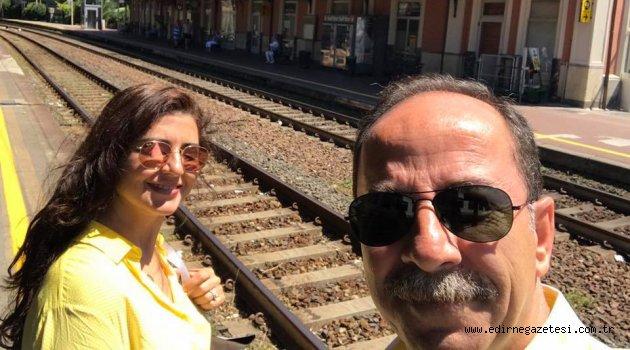 Balayı Milano'da