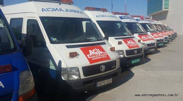 Ambulans krizi