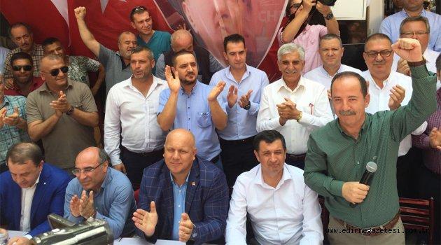 Bircan, Gürkan'a sahip çıktı