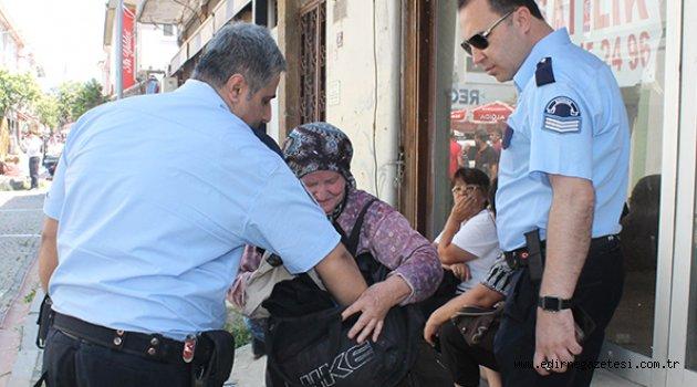 Kaçak içki satanlara polisten uygulama