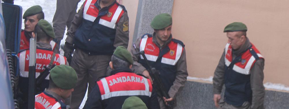 Aranan FETÖ'cü Köşen köyünde yakalandı