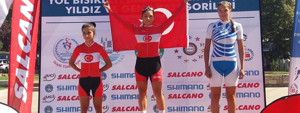 Türkiye'ye 14 madalya