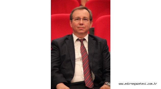 Yeni Rektör Tabakoğlu
